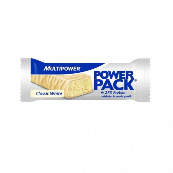 Multipower Power Pack Classic Classic White Display 24 x 35gr.