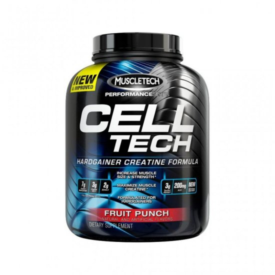 Muscletech Cell-Tech Fruit Punch