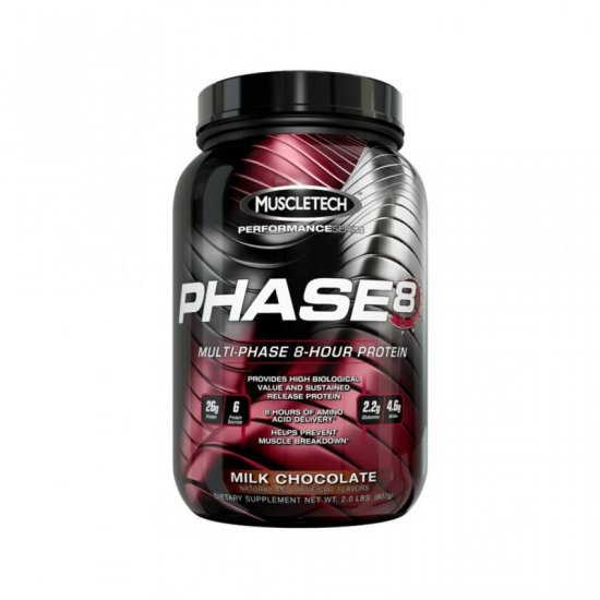Muscletech Phase 8 - 2000g