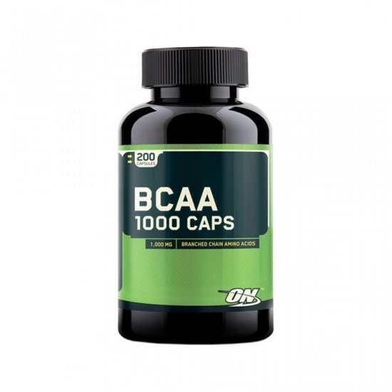 Optimum Nutrition BCAA 1000 400 Kaps. Dose