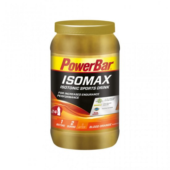 PowerBar Isomax 1200g Dose Blood Orange