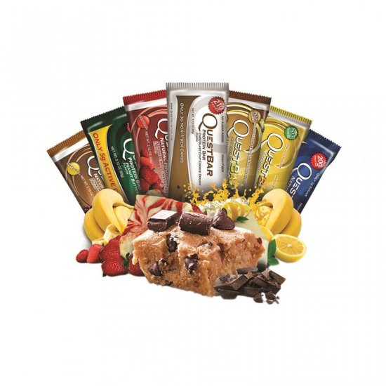 Quest Bars (12 x 60gr.)