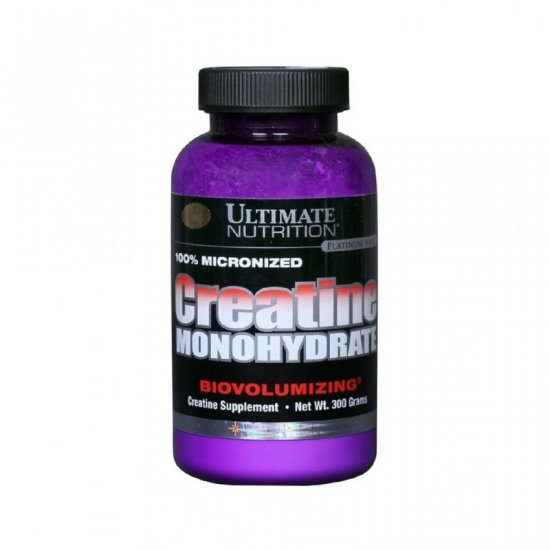 Ultimate 100% Creatine Monohydrate