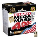 Weider Mega Mass 4000 - 7000gr. Box Strawberry