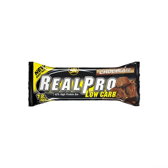 All Stars RealPro Low Carb Bar 24 x 50gr. Display