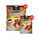 Jack Links BEEF JERKY Meat Snack 12 x 70 gr. Box Teriyaki